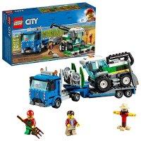 Lego City 系列 收割机运输车 60223