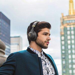 $99.98(原价$279.99)限今天:JBL E55BT Quincy版 无线蓝牙包耳式耳机