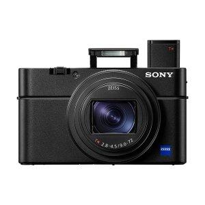 £532.50Sony RX100 VI 24-200 mm F2.8-4.5 Zeiss Lens 4K Camera