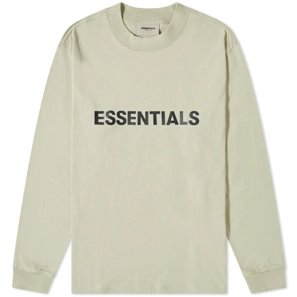 Essentials logo卫衣