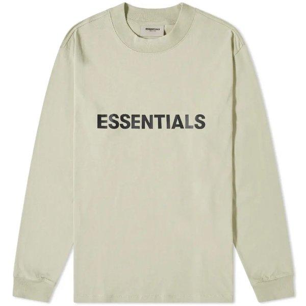 Essentials logo卫衣