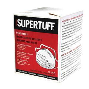 Trimaco SuperTuff 防尘口罩 50个