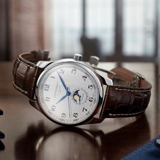 Extra $50 OffDealmoon Exclusive: LONGINES Master Automatic Men's Watch