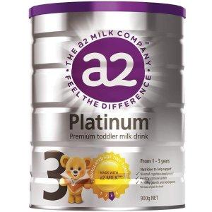 a2A2 3段奶粉 900g