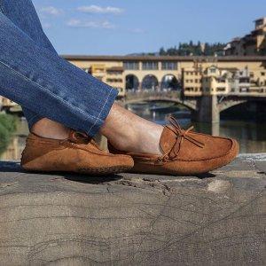 低至6折+额外8折 £190收经典豆豆鞋Tod's 精选美鞋折上折 舒适和美貌并存