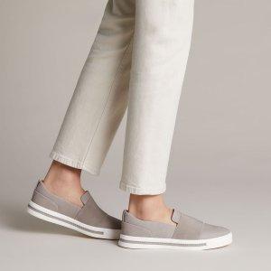低至5折 €49.99收白色38号其乐Un Maui Step女士休闲鞋好价回归 多种颜色可选