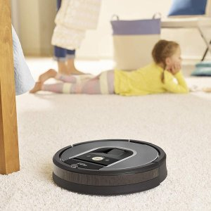 现价€399.99 (原价€649)iRobot Roomba 960 智能扫地机器人特惠