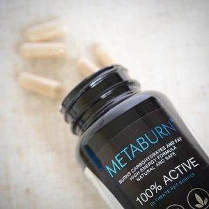 低至75折+额外65折 还有Metashake 代餐奶昔Vitamin Planet 折扣区叠加优惠 收Metaburn 超火的瘦身产品