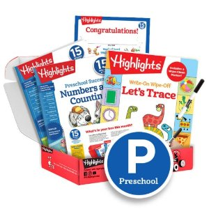 50% Off First BoxHighlights 15 Minutes A Day to School Success