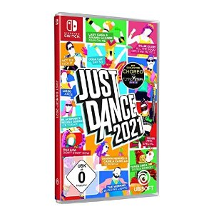 UBISOFTJust Dance 2021 Switch版