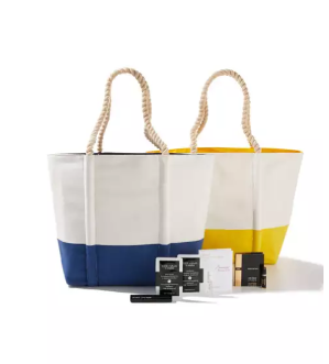 Free Tote and Sampleswith any $125 Beauty Purchase @ Neiman Marcus