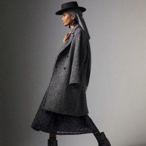 低至5折+额外9折Max Mara 时尚专区,羊毛毛衣$170,羊毛大衣$534