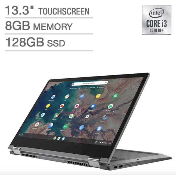 "Chromebook Flex 5 13"" 超值本 (i3-10110U, 8GB, 128GB)"