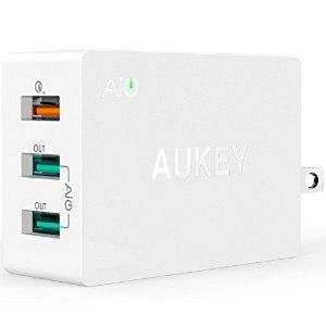 Starting from $3.50 Aukey Accessories Sale