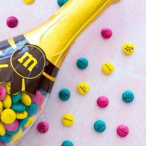 立享8折 冰袋邮寄M&M官网 可个性化定制巧克力豆促销,多款感恩款可选