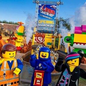 折后仅$52.5佛州乐高乐园门票超低价 Legoland Florida