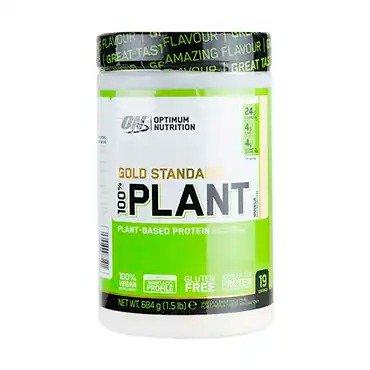 金标植物蛋白 香草味