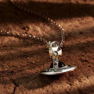 8折!小土星耳环£52就入Vivienne Westwood 新款超强热促 超火小土星低价入 精致又好看
