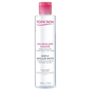 TOPICREM超温和,敏感肌可用卸妆水 200ml