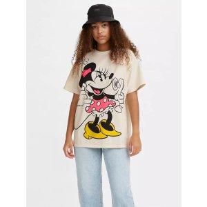 Levi's® X Disney 米妮短袖T恤
