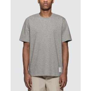 Thom BrowneRelaxed Fit T-Shirt
