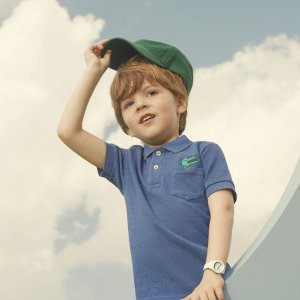 Up to 50% OffKids Items Sale @ Lacoste