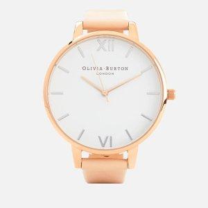 Olivia Burton玫瑰金腕表