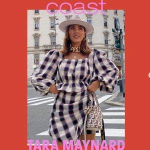全部半价+免邮!£15起收绝美上衣折扣升级:Coast 11.11全场大促 高品质英伦设计 收秋冬新款穿搭