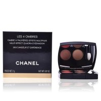 Chanel 四色眼影 2g #268-candeur et experience
