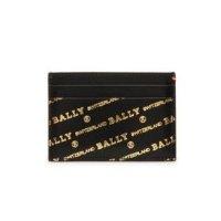 Bally - Bhar Logo 卡夹