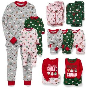 3af27b614 Holiday Family Jammies   Carter s 50% Off + Extra 20% Off  40+ ...