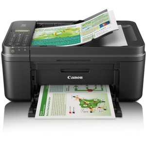 Canon PIXMA MX492 Wireless All-in-One Inkjet Printer
