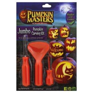 Pumpkin Masters Jumbo Pumpkin Carving Kit