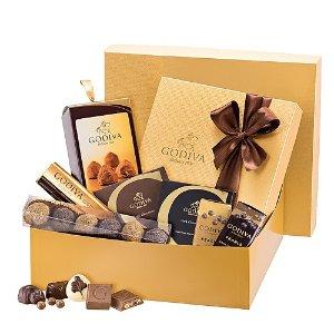 Godiva情人节巧克力礼盒-送他!