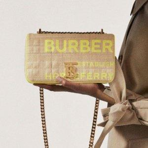 额外7折起 Lola包仅$678独家:Burberry 全品类大促 $258收格纹围巾
