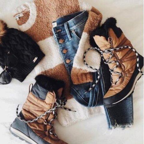 低至4折 平价黄靴$45Sorel、Timberland 等户外雪地靴热卖 冬天又美又暖