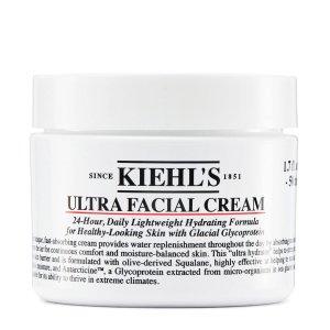 Kiehl's高效保湿霜
