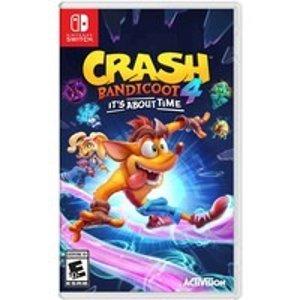 NintendoCrash Bandicoot 4 Its About Time