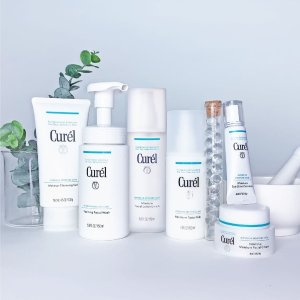 Buy 1 Get 1 at 50% OffCurel Skincare on Sale