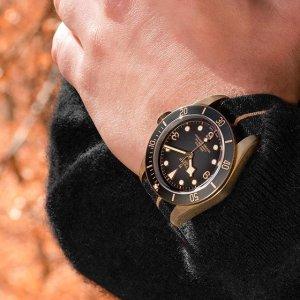Extra $200 OffTUDOR Black Bay Bronze Automatic Men's Watch