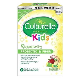 As Low As $16.38Culturelle Kids & Baby Daily Probiotic Packets Dietary Supplement @ Amazon