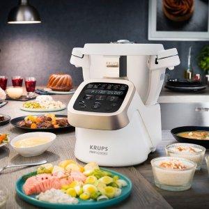 超值价¥2342Krups HP5031 16合一多功能料理厨师机