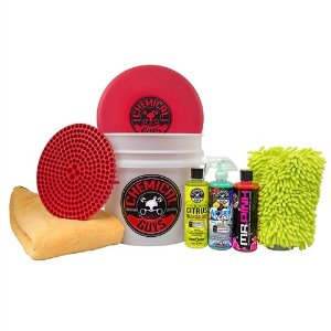 Save Up to 50%Chemical Guys HOL128 Best Wash and Dry Kit