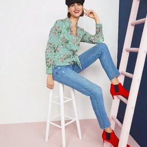 7.5折Marks and Spencer 精选时尚美衣、鞋履热卖