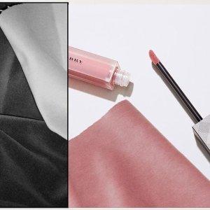 满$50立减$10 $62入格纹腮红Burberry 美妆香水满额减 收高颜值蕾丝高光、丝绒唇釉