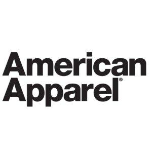 全场无门槛5折 $3.5起 折扣区也参加American Apparel 精美服饰特价热卖