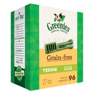 $16.27GREENIES Grain Free Dental Dog Treats