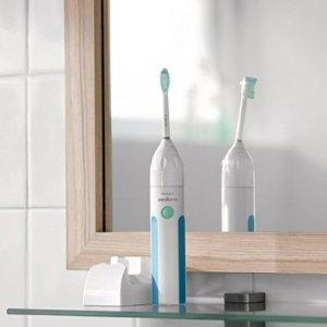 $19.95 (原价$29.34)飞利浦 Sonicare 可充电电动牙刷 2色可选