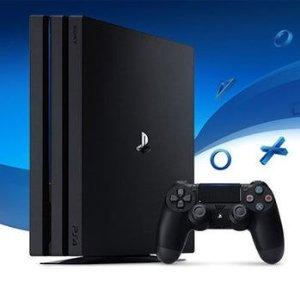 $254 (原价$409)史低价:Sony PlayStation PS4 Pro 500GB 游戏机 两色可选