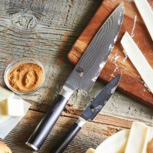 6寸$94 8寸$99Shun 旬经典系列主厨刀